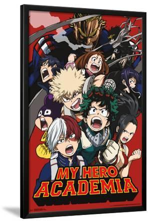 MY HERO ACADEMIA - KEY ART 2