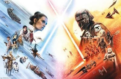Star Wars: Episode IX - Face Off (Estimated Ship Date 12/16)
