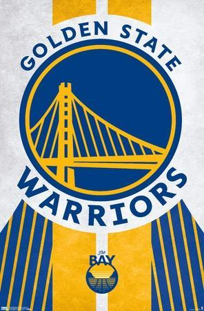 NBA Golden State Warriors - Logo 19