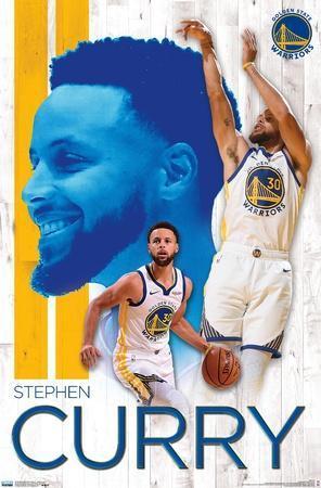 NBA Golden State Warriors - Stephen Curry