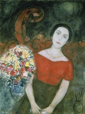 Portrait of Vava