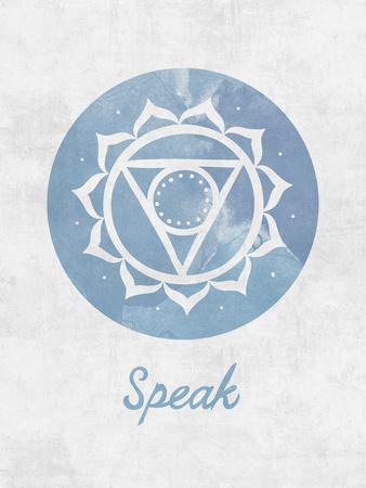 Chakra - Speak