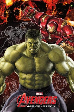Marvel Cinematic Universe: Avengers: Age of Ultron: Hulk
