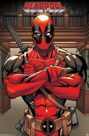 Marvel Comics - Deadpool - Pose