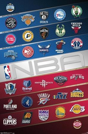 NBA League - Logos 17