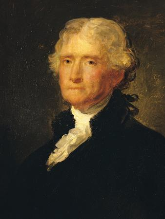 Thomas Jefferson (1743-1826) Third President of the United States of America (1801-1809)