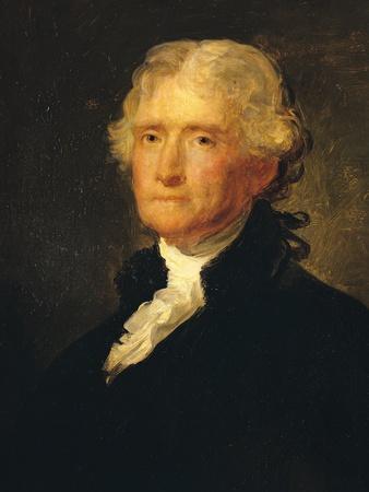 Thomas Jefferson (1743-1826) Third President of the United States of America (1801-1809)
