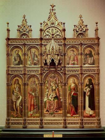 The Demidoff Altarpiece, 1476