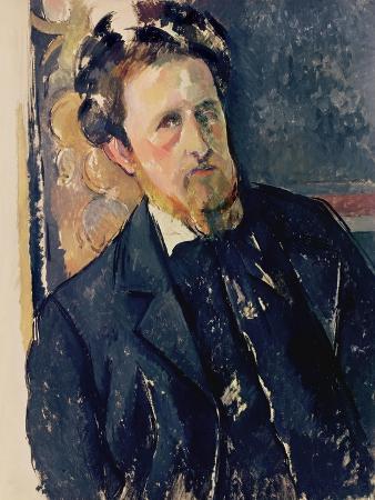 Portrait of Joachim Gasquet (1873-1921) 1896-97