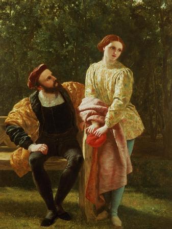 Orsino and Viola