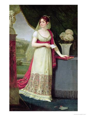 Josephine Tasher De La Pagerie (1763-1814) Empress of France, 1808
