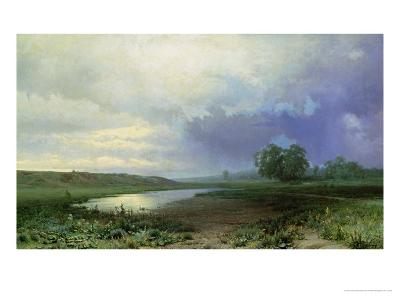 Wet Meadow, 1872