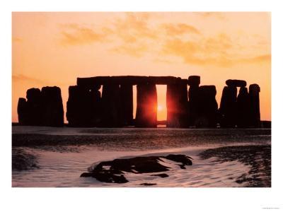 Stonehenge, Winter Solstice