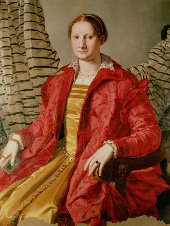 Portrait of Eleonora Da Toledo (1519-74), circa 1550s
