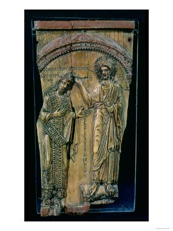 Christ Crowning the Emperor Constantine VII