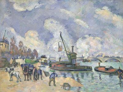 Quai De Bercy, Paris, 1873-75