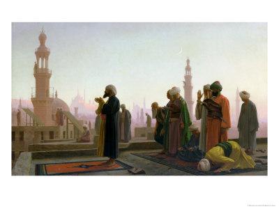 The Prayer, 1865