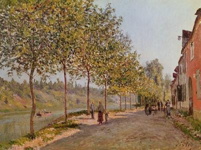 June Morning in Saint-Mammes, 1884