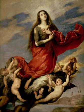 The Assumption of Mary Magdalene, 1636