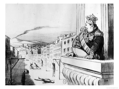The King Continuing to Reign with Order over His Two States, Naples