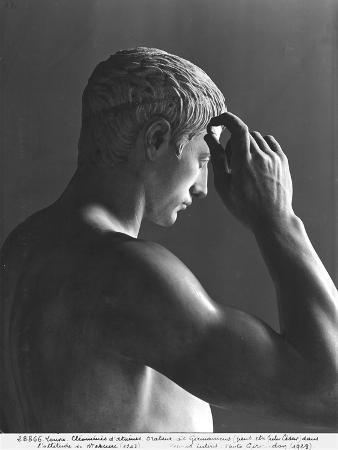 Marcellus as Mercury, Variously Identified as Germanicus, Caesar and Octavian, circa 23 BC