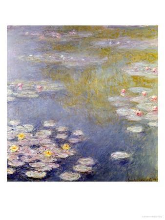 Nympheas at Giverny, 1908