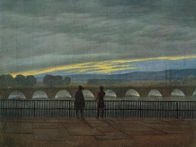 August Bridge in Dresden