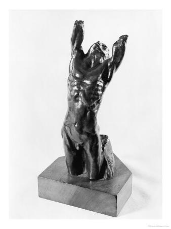 Desperate Adolescent, or Narcissus, 1885-90