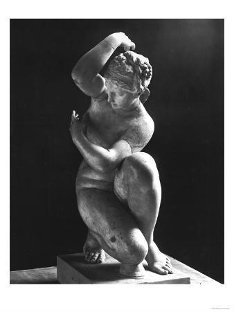 Crouching Venus, Copy of a 3rd Century BC Greek Original