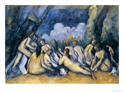 The Large Bathers, circa 1900-05