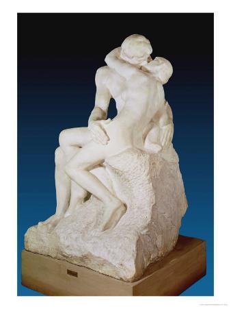 The Kiss, 1886