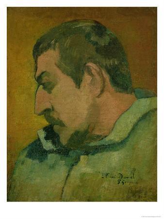 Self Portrait, 1896