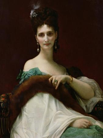 La Comtesse De Keller, 1873