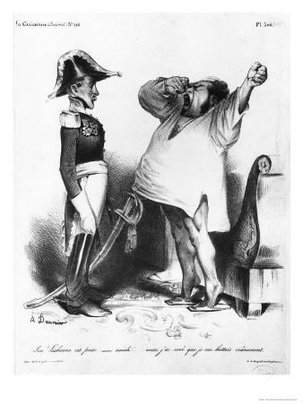 The Count of Villaflor Telling Pedro I (1798-1834) Emperor of Brazil and King of Portugal