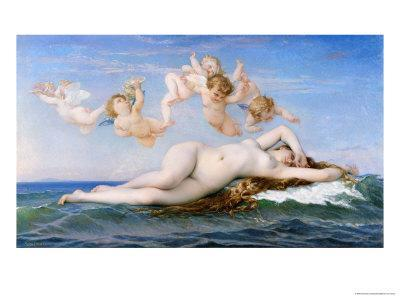 Birth of Venus, 1863