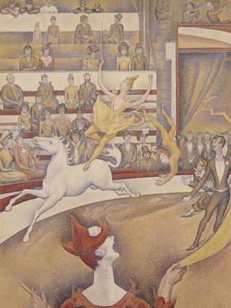 The Circus, 1891