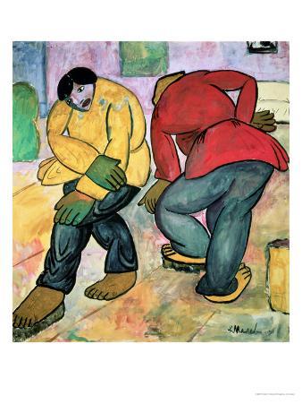 The Floor Polishers, 1911