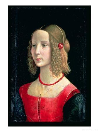 Portrait of a Girl, circa 1490