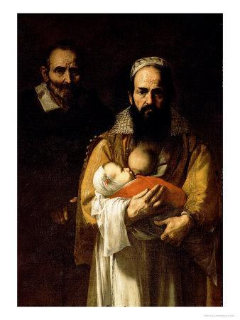 The Bearded Woman Breastfeeding, 1631