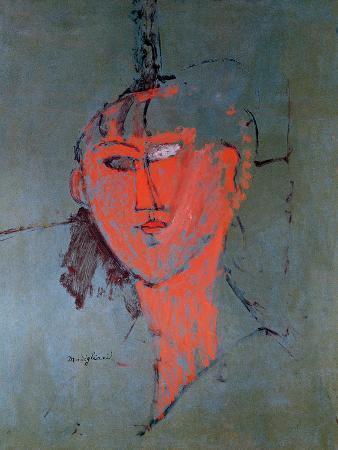 The Red Head, circa 1915