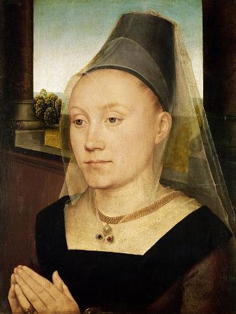 Barbara De Vlaenderberch, circa 1472-75