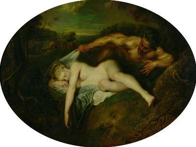 Nymph and Satyr, or Jupiter and Antiope, 1715