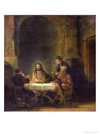 The Supper at Emmaus, 1648