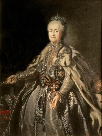 Catherine the Great, 1793