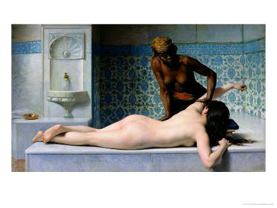 The Massage, 1883