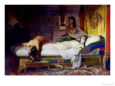 Death of Cleopatra, 1874