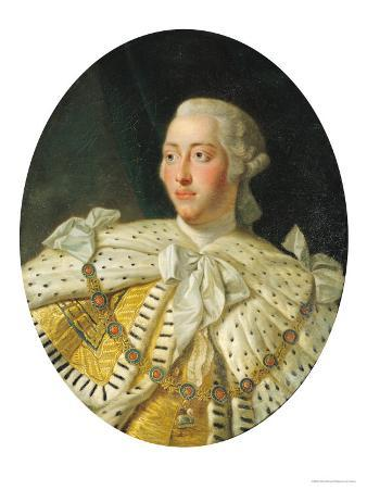 Portrait of King George III (1738-1820) after 1760