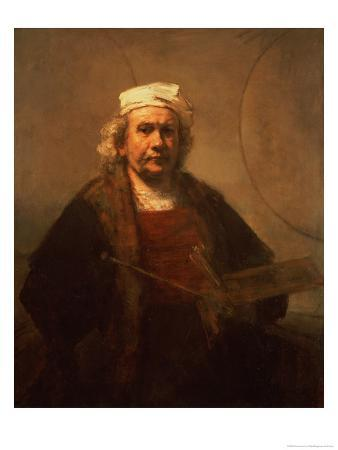 Self Portrait, 1661-62