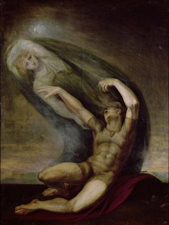 Achilles Searching for the Shade of Patrocles, 1803