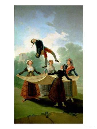 El Pelele (The Puppet) 1791-2
